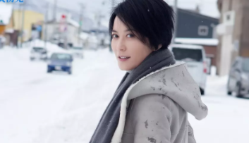 【在乎你】摄影特辑 在北海道等待一场狂风暴雪