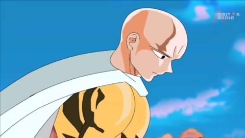 七龙珠孙悟空VS一拳超人琦玉-第2部分-全力