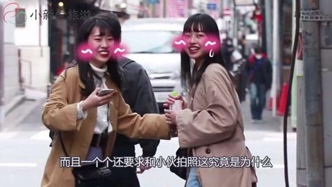中国小伙去越南旅游,不料被当地美女围观,这究竟是为什么?