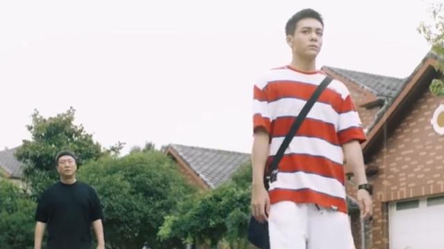 《带着爸爸去留学》曝概念主题曲MV 温情唱响亲情温度