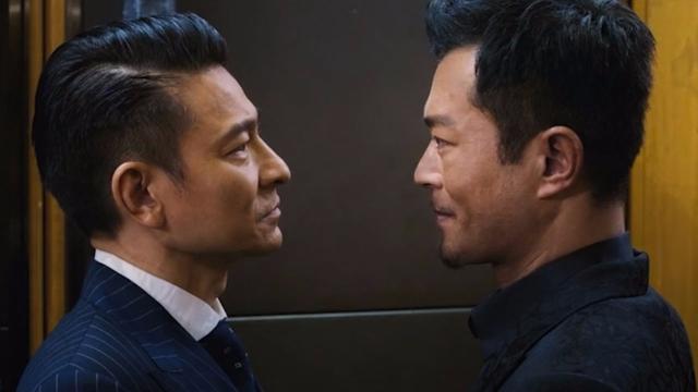 《扫毒2天地对决》燃情来袭,看刘德华古天乐狂飙演技!