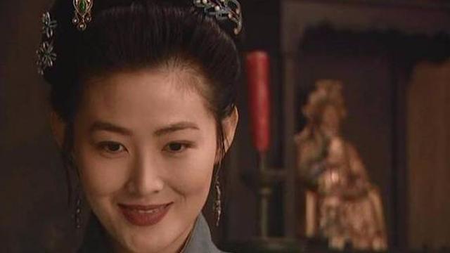 老版《水浒传》潘金莲近照曝光,44岁竟老成这样?