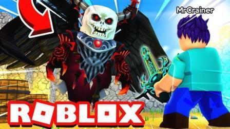 小格解说Roblox怪物猎人模拟器:成为全职猎人!怪物怎么都一个样?