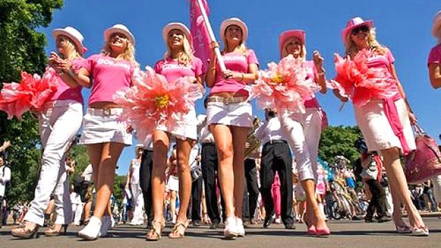 女儿国拉脱维亚 世界上最愁嫁女的国度