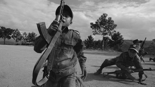 《湄公河行动》的娃娃兵,和现实缅甸娃娃兵有很大不同