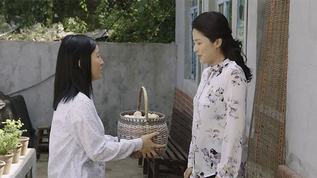 【太行赤子】第10集预告-小妮送素萍鸡蛋为小流域助考