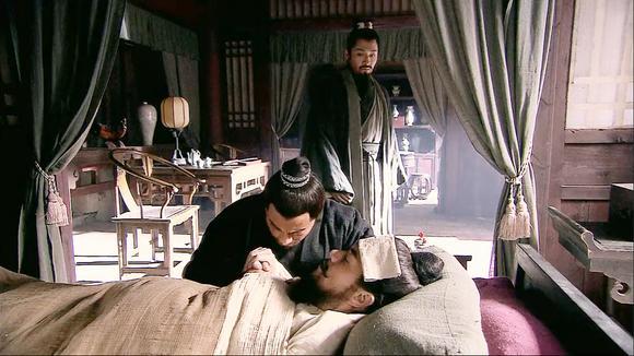 《水浒传》中,晁盖临死前看透宋江,说出17字遗言让宋江难堪!