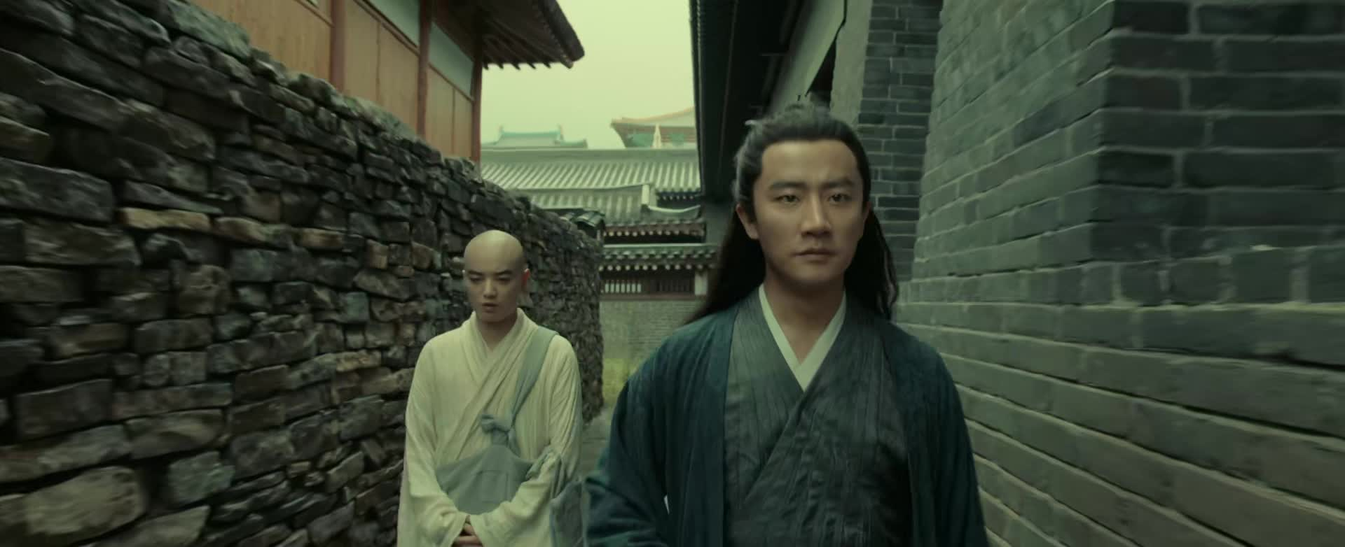 【妖猫传】贴片预告 黄轩染谷将太搭档寻妖