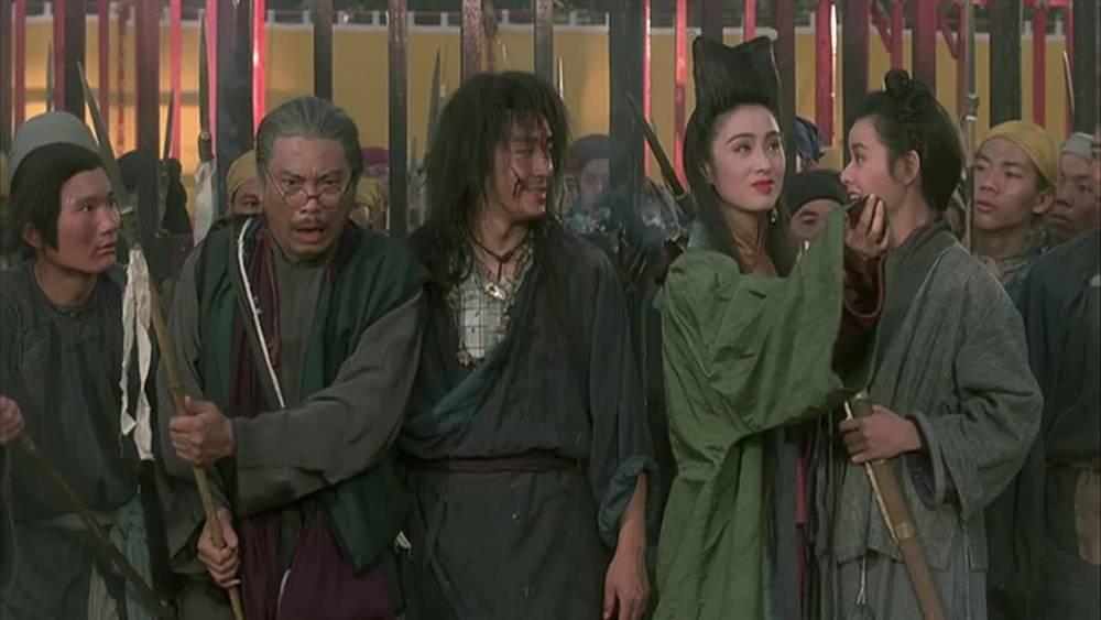苏乞儿当着皇上面睡觉,皇上还叫他英雄,这是什么操作?