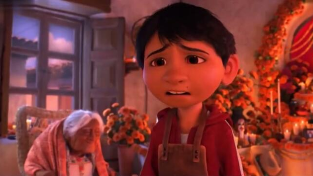 NG:来介绍一部家人不在了也坚决要记得他的电影《寻梦环游记》