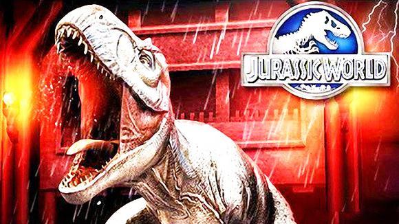 侏罗纪世界游戏:当传奇生物遇上普通生物 恐龙公园