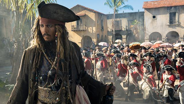 杰克船长还能再战500年!《加勒比海盗5 》超前观影报道