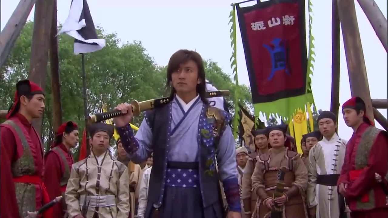 【情剑】谢霆锋拿着一把剑打遍天下无敌手,这次遇到的敌人他害怕了?