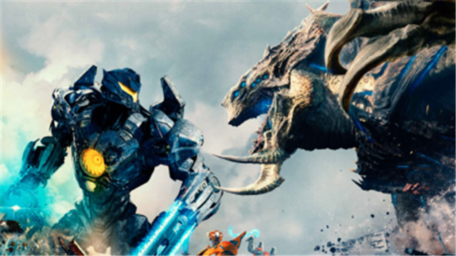 【环太平洋:雷霆再起】定档 机甲怪兽火力全开硬碰硬