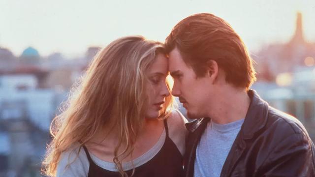 豆瓣8.8分!年轻时最该看的电影,速看《爱在黎明破晓前》