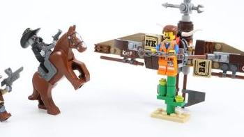 【动漫异次元】乐高LEGO 乐高大电影 70800 逃亡滑翔机