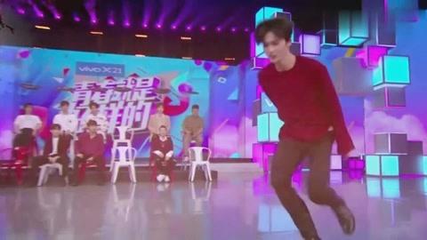 朱正廷现代舞与民族舞混剪,知否知否,小哥哥的舞蹈跳的太棒了