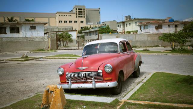 在哈瓦那,来一场速度与激情