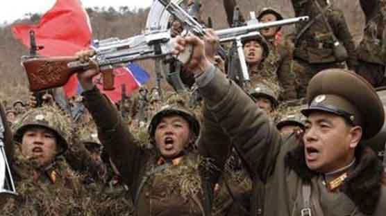 一触即发?朝鲜半岛局势持续紧绷