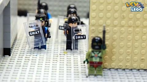 乐高城市警察故事