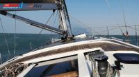 中国帆船公开赛·狂风呼号惊涛骇浪帆船依旧奋勇向前