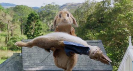 """【比得兔】超英幕后大咖打造真实""""吸兔""""体验"""