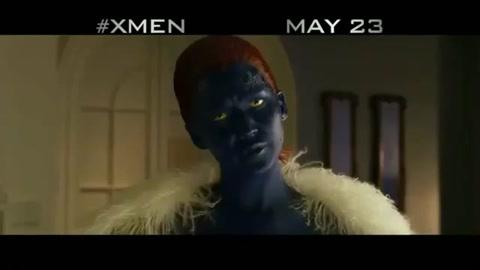 X战警:逆转未来 电视宣传片6