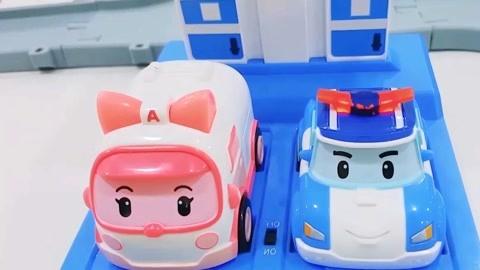 趣味变形警车:斯库比和克里尼的运输工作