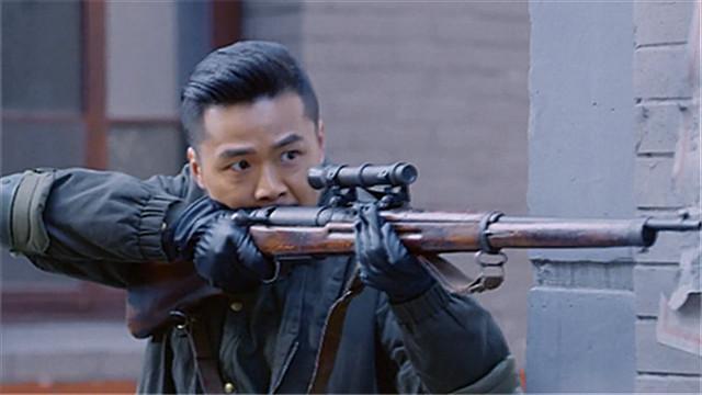 【战地枪王】陆英豪为救路人中枪受伤
