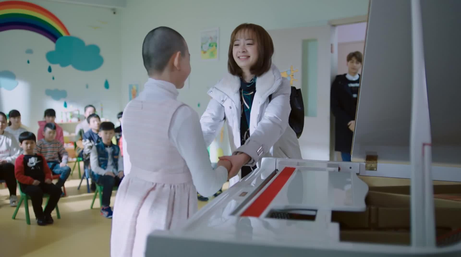 【儿科医生】第39集预告-唐雨佳看望小蕊