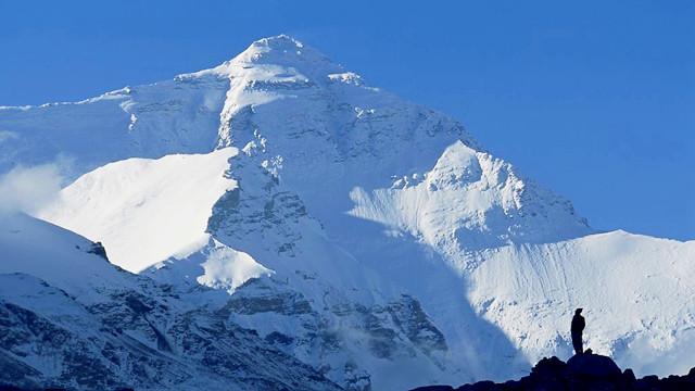 揭秘喜马拉雅 珠穆朗玛峰大本营延时摄影