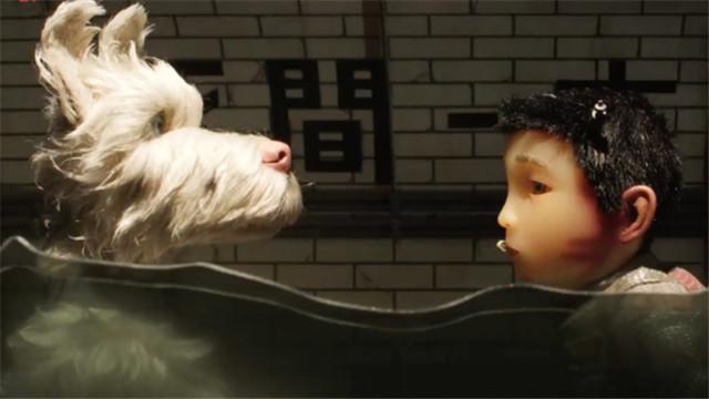 """【犬之岛】""""零号狗""""神秘面纱 韦斯·安德森新作引发热议"""