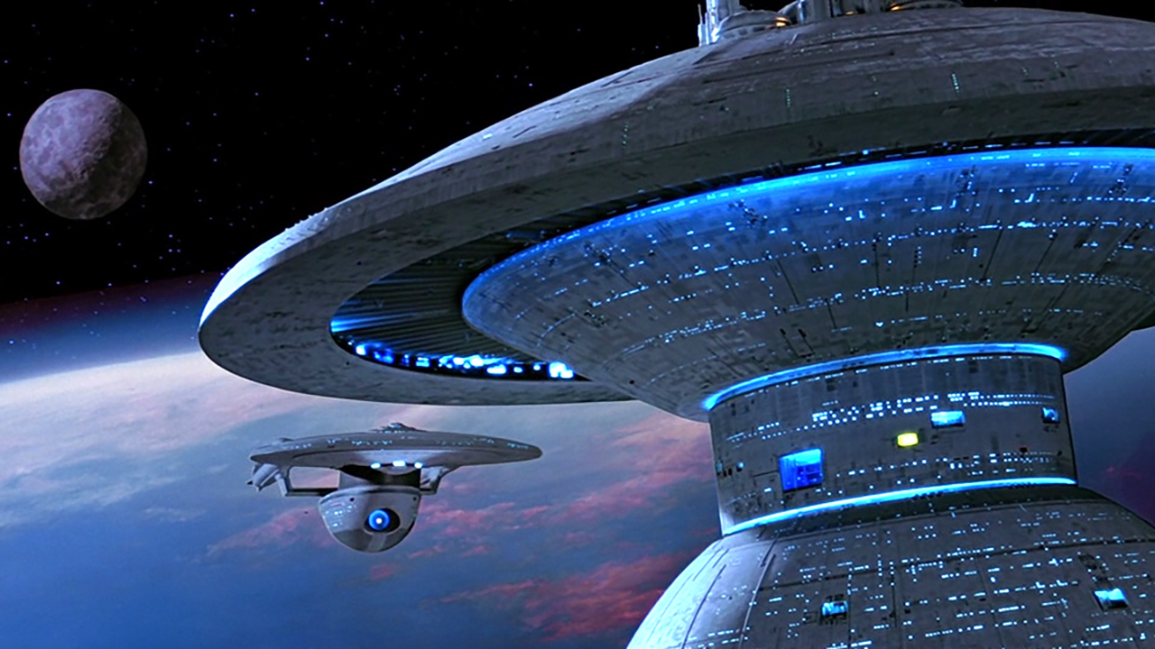 速看科幻电影《星际旅行:石破天惊》