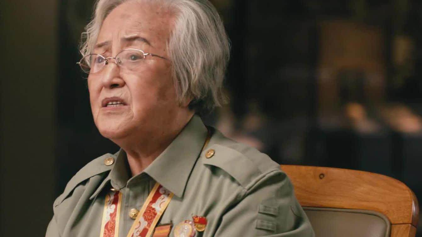 【1950他们正年轻】肖顺尧演唱MV《197653》献给志愿军烈士