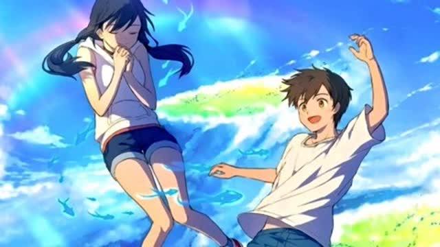《天气之子》上映34天就狂赚100亿日元,起初叫《天气预报的恋人》!